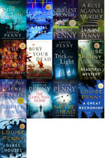 louise penny chief inspector gamache  ebook collection - epub/mobi