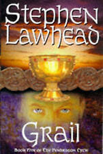 Grail (The Pendragon cycle), Stephen Lawhead, Used; Good Book
