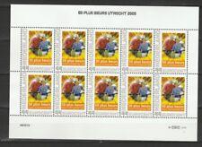 Nederland NVPH 2562 C4 Vel Pers. zegels 50 Plus Beurs 2009 Postfris