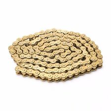 Universal Gold Motorcycle Chain 530 x 120 Links Dirt Pit ATV Quad Bike 50cc-150c
