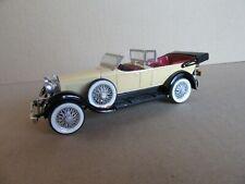 845J Rio 51 Lincoln Sport Phaeton Ouvert 1928 1:43