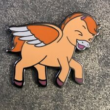 Fantasy Disney Pin Pegasus Fantasia LE 75 Orange 4 Of 4 HTF Mini