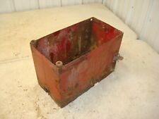 1955 Farmall 300 Tractor Battery Box Seat Mount
