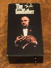 The Godfather Part 1 Vhs 2 Tape Set Tested and Working