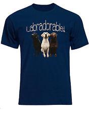 Labradorable Labrador Fan Amanti Dei Cani Puppy Love Maglietta Da Uomo