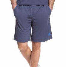 Adidas Men Sequencials Tennis Short Bermuda Climalite Size 2XLarge Gray AA7120