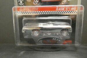 Hot Wheels Mattel Red Line Club Exclusive 1957 T-Bird Diecast 1/64 Unopened New