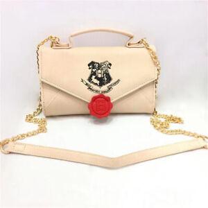 Women Shoulder bags Harry Potter Clutch Bag Leather pu Casual Handbags Unisex