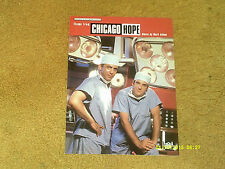 CHICAGO HOPE sheet music THEME from TV show 1995 3 pages (VG+ shape)