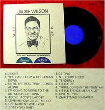 LP Jackie Wilson 14 Hits with Billy Ward and the Domino