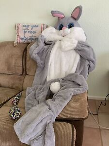 Specialty Adult Bugs Bunny Mascot Costume For Festival PARTY Cos