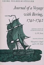 Journal of a Voyage with Bering, 1741-1742 (Paperback or Softback)