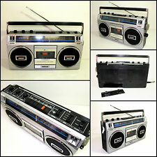 National RX-4945 Radio Cassette Boombox