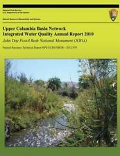 Upper Columbia Basin Network Integrated Water Quality Annual Report 2010:...