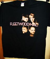 Fleetwood Mac 2009 Unleashed Tour Pre Worn T-Shirt Size Large Stevie Nicks Cool