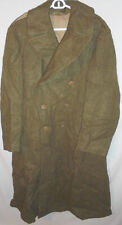 New listing Wwii-1943 -Us Army Service Forces- Vintage Military Uniform Long Winter Overcoat
