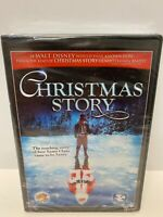 Christmas Story (DVD,2009,Widescreen) Brand New Factory Sealed! RARE! USA!