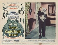Love in a Goldfish Bowl 11x14 Lobby Card #1