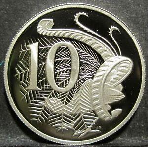 2006 Australia ** PROOF ** 10c Ten Cents #P06-10 #0106 #SP06-10-01 RB1909/2102