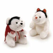 GUND Bear Snuffles Vampire 5 Inch Cat - #4036165 Set of 2pc