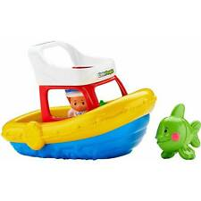 fisher price Ships, Ahoy ,Yacht, by, Little, People,educational,bath,