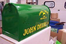 New John Deere Rural Style B Tractor Mailbox RMB-JDB