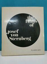 THE FILMS OF JOSEF VON STERNBERG BY ANDREW SARRIS