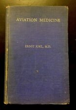 Ernst Jokl - Aviation Medicine 1942 - Flugmedizin