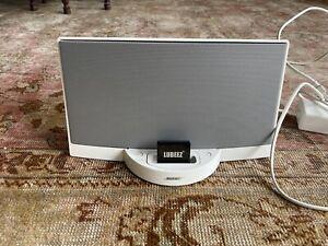 Bose SoundDock ® digital music system weiß   plus Bluetooth-Adapter