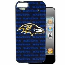 BALTIMORE RAVENS APPLE iPHONE 5 FACEPLATE BACK PROTECTOR SNAP COVER CASE