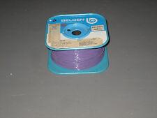 650 FT Belden 83006 22 AWG SPC 19/34 Hook-up Wire 600V TFE Purple
