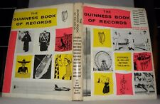 ** The Guinness Book Of Records - HB/DJ, 11th Ed 1964