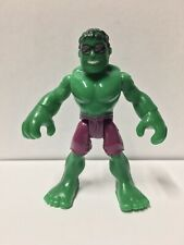 THE HULK - MARVEL DC COMICS - IMAGINEXT MARVEL SUPER HERO SQUAD MINI FIGURE