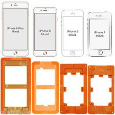 4X SET UV Glue LOCA LCD Alignment Mould Mold For iPhone 4/5/5s/5c/6/6+/6s/6splus