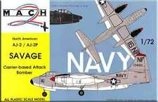 Mach 2 1/72 North American AJ-2/AJ-2P Savage # 0372