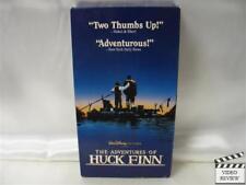 Huck Finn, The Adventures of * VHS * Elijah Wood