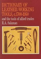 Dictionary of Leather-Working Tools/Leathercrafting