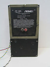 Peavey PR1500, 3-way filter, nr.1
