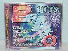 "*****CD-VARIOUS ARTISTS""BRAVO HITS 23""-1998 DoCD*****"