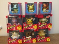 POKEMON Decorative Ornaments and Figures w/ Electronic Voice! Hasbro Nintendo