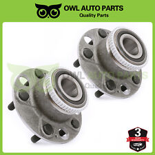 Pair of 2 Rear Wheel Hub And Bearing Assembly For 2002-2004 ACURA RL 3.5L 512343