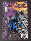BATMAN #440 DC COMICS 1989 VF+