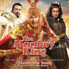 LE ROI SINGE (THE MONKEY KING) MUSIQUE DE FILM - CHRISTOPHER YOUNG (CD)