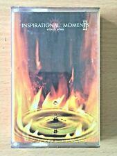 V.A. Inspirational Moments 2 PHILIPPINES CASSETTE Yanni, Enigma, Sarah Brightman