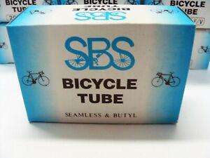 "~ New SBS 20"" x 1-1/8"" Bicycle Inner Tube 30mm Presta Valve JR BMX  ~"