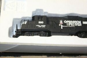 GP9M LOCOMOTIVE NORFOLK SOUTHERN  WALTHERS RTR BUILT 1/87 HO TESTED