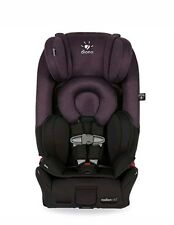 NEW Diono Radian RXT All-In-One Safest Convertible Car Seat, Black Plum