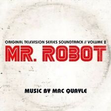 Mac Quayle Mr. Robot Season 1 Vinyl 4lp