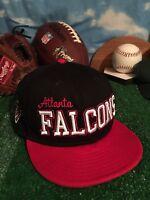 Atlanta Falcons NFL NFC Football Snapback Small Medium Hat Cap New Era H35