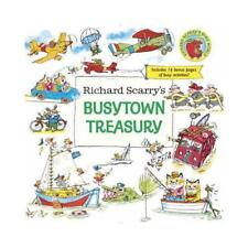 Richard Scarry's Busytown Treasury by Richard Scarry (author)